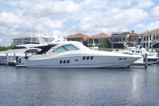 2008 60' SeaRay Sundancer