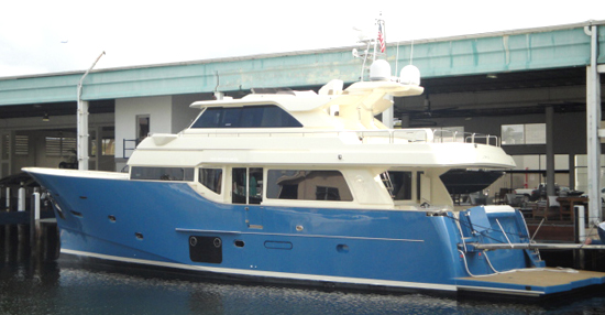 new and used mochi craft yachts for sale