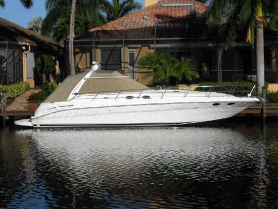 2003 410 SeaRay Express